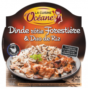 DINDE-ROTI-FORESTIERE